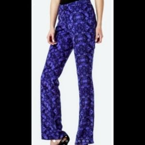 10  Forever 21 Purple Lightweight Funky Pants